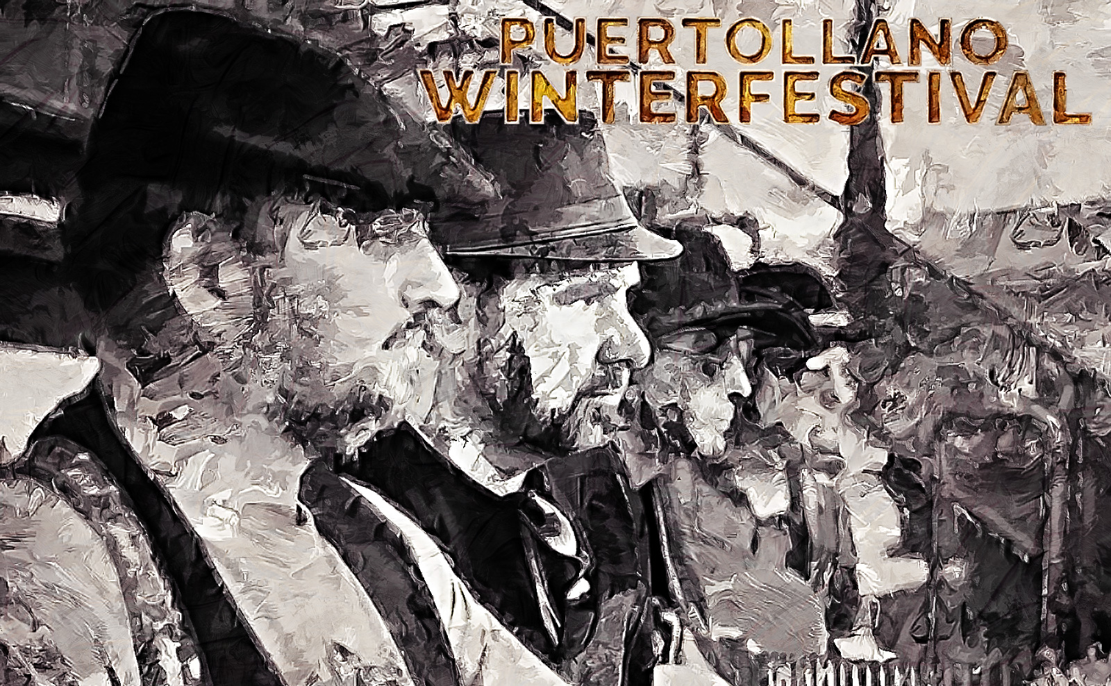 Chris Alan & Troublues en Puertollano WInter Festival