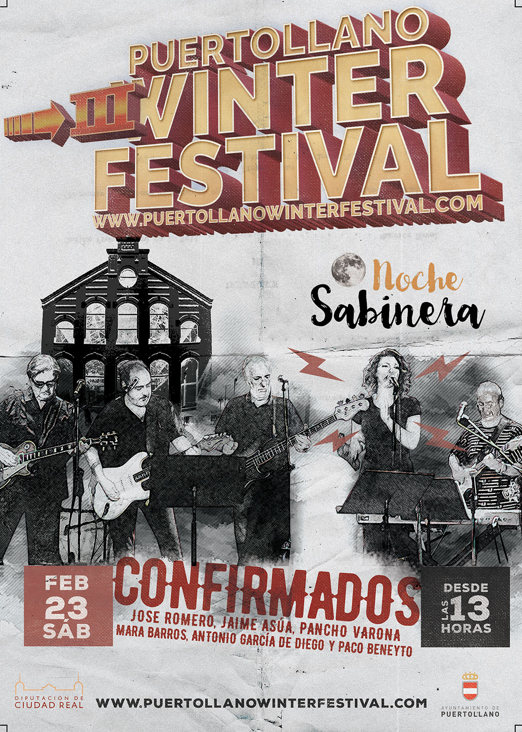 winter festival puertollano 2019