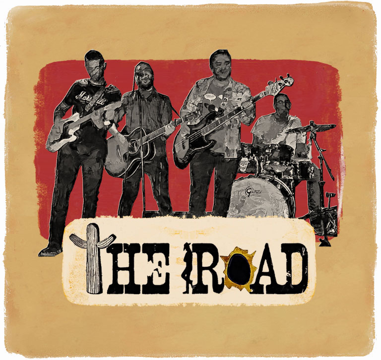 The Road en Puertollano Winter Festival